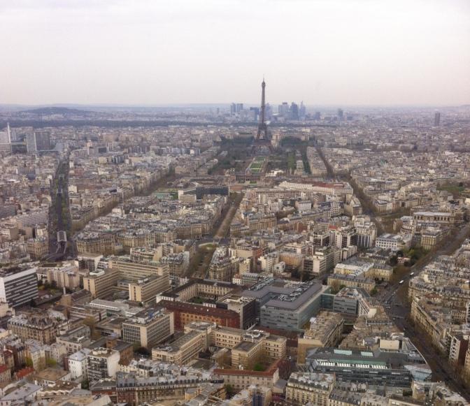 Vie parisienne